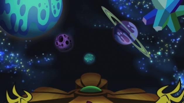 Odión vs. Asombroso - Galaxia Wonder