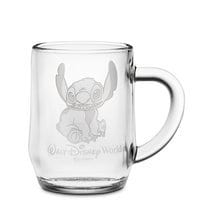 Stitch Glass Mug by Arribas - Personalizable