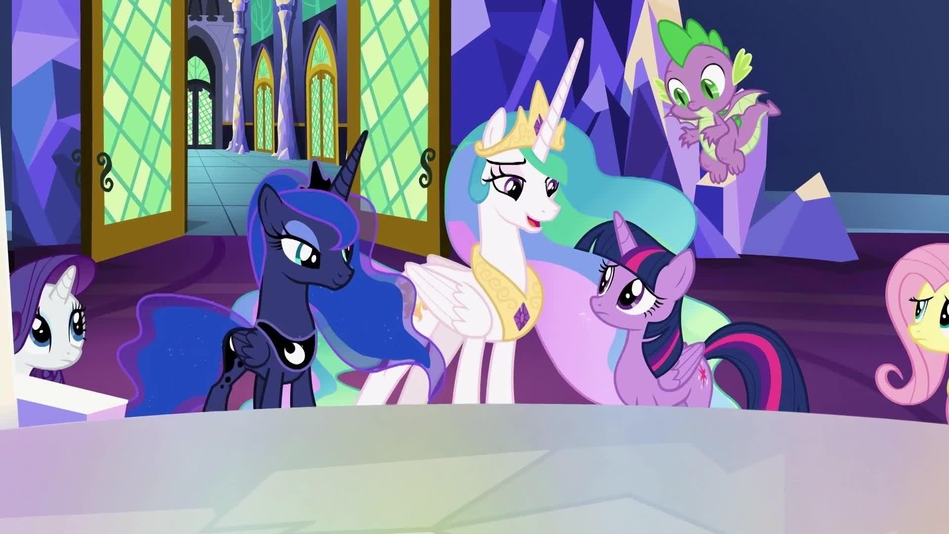 My Little Pony - Freundschaft ist Magie - Prinzessinnen-Urlaub