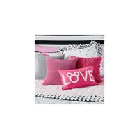 Image of Mickey Mouse Love Pillow by Ethan Allen # 4