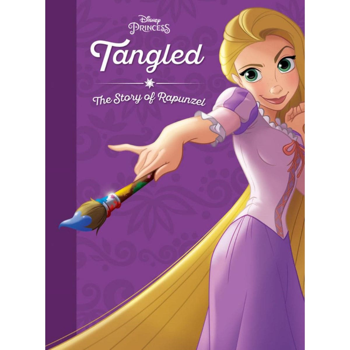 tangled the story of rapunzel book shopdisney