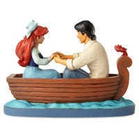 Image of The Little Mermaid ''Waiting for a Kiss'' Figure by Jim Shore # 3