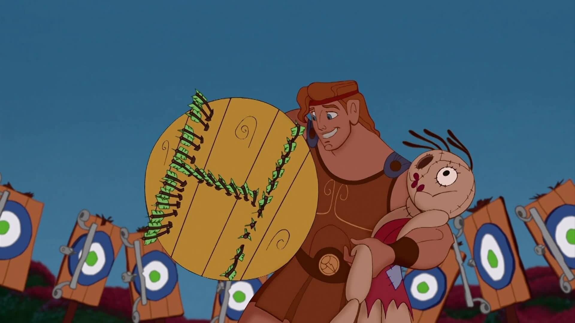 Disney Signes - Hercule