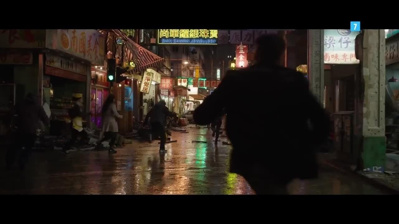 Doctor Strange de Marvel: Teaser trailer