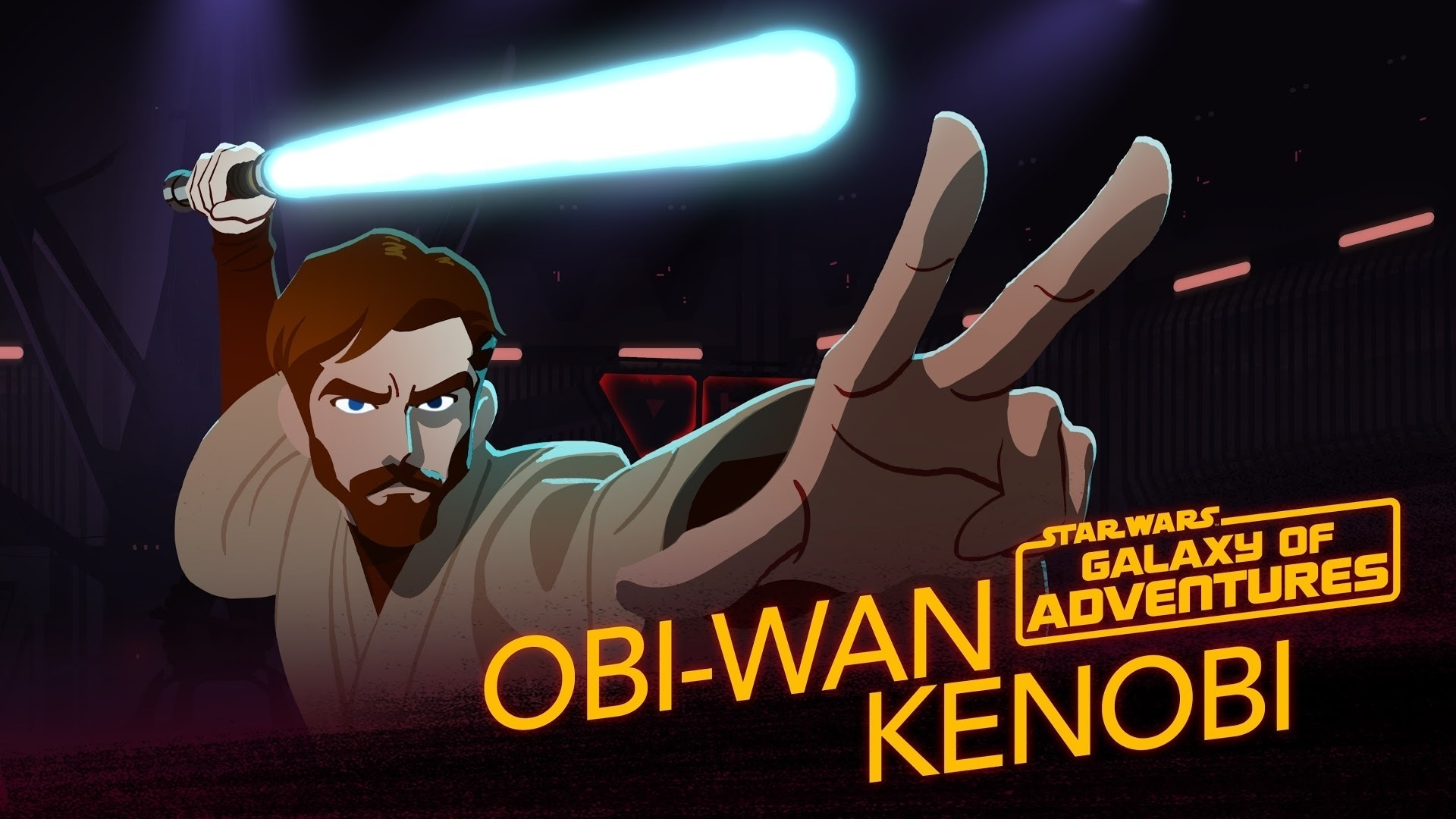Obi-Wan Kenobi  | Star Wars Galaxy of Adventures