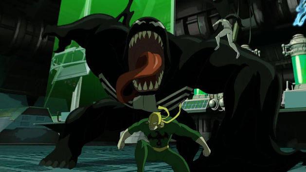 Venom Ataca - Ultimate Homem-Aranha