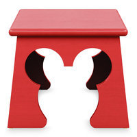 Mickey Mouse Cheers for Ears Stool by Ethan Allen