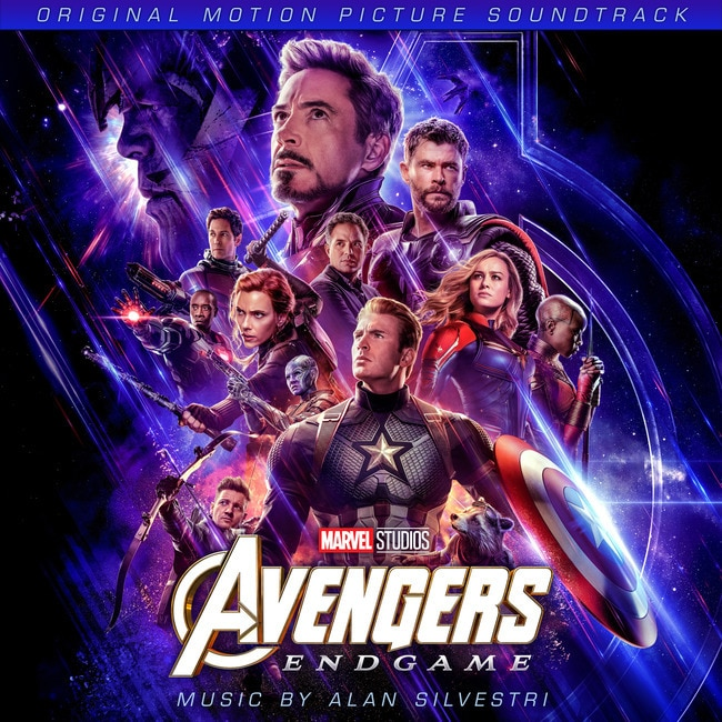Avengers: Endgame: Soundtrack