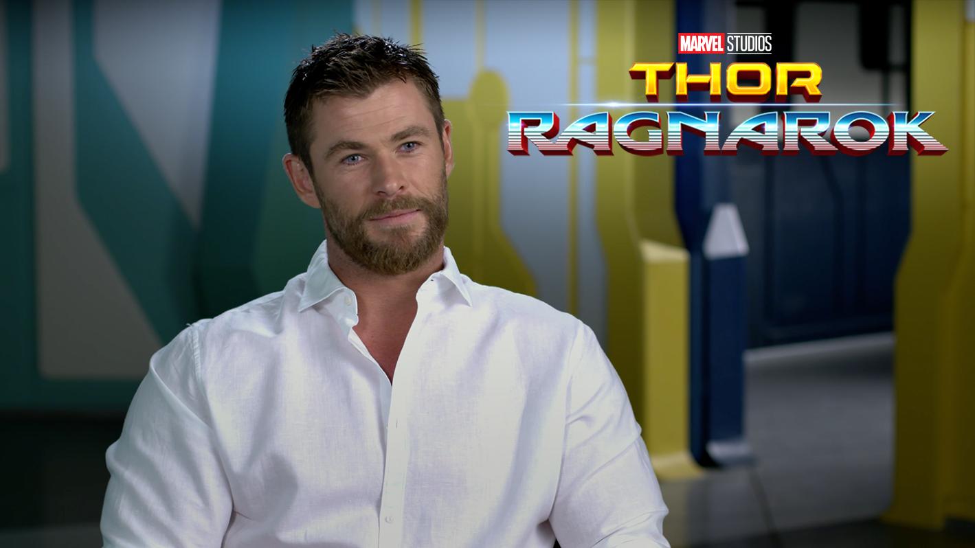 New Thor: Ragnarok Featurette