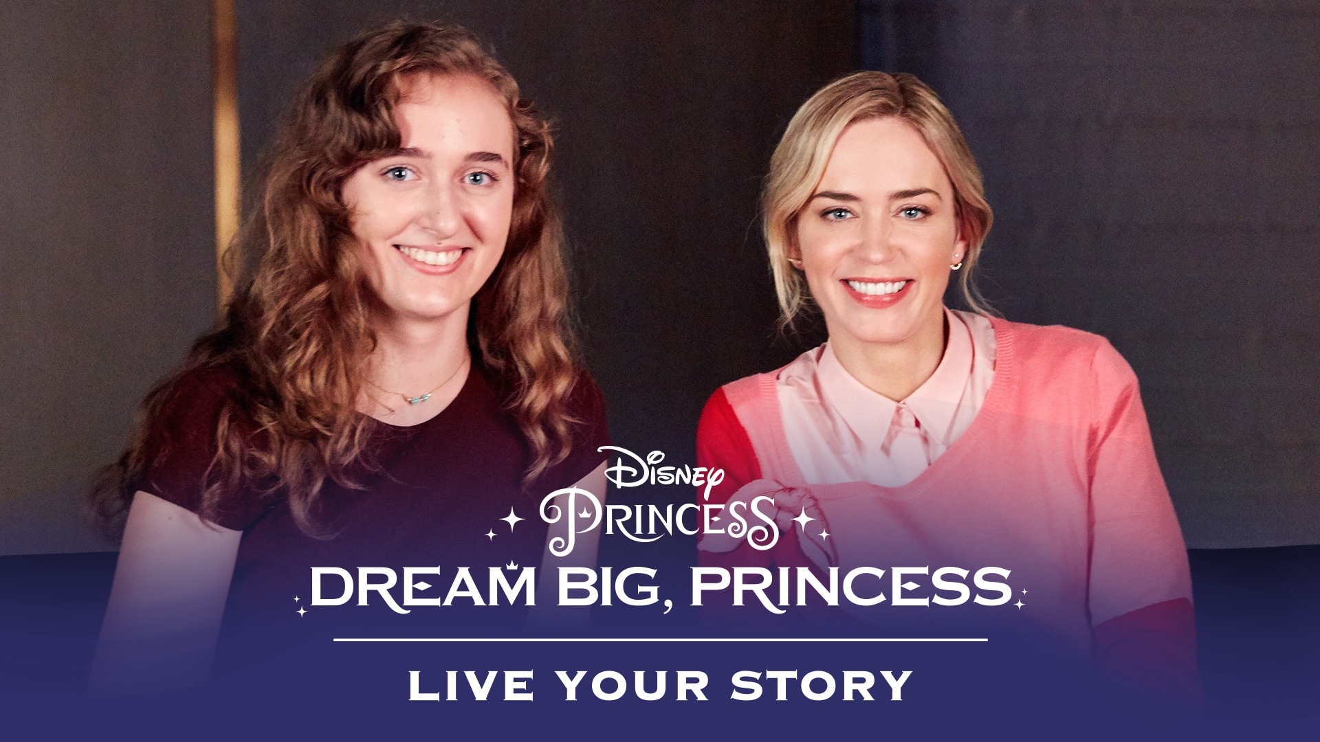 Dream Big, Princess - Marisa Meets Emily Blunt | Disney