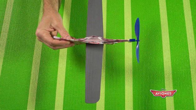 Aerogami: Avión con alas - Aviones
