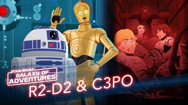 9ca9d1abe54 R2-D2 and C3PO - Trash Compactor Rescue