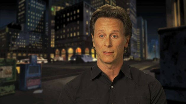 Marvel's Ultimate Spider-Man: Steven Weber on Norman Osborn