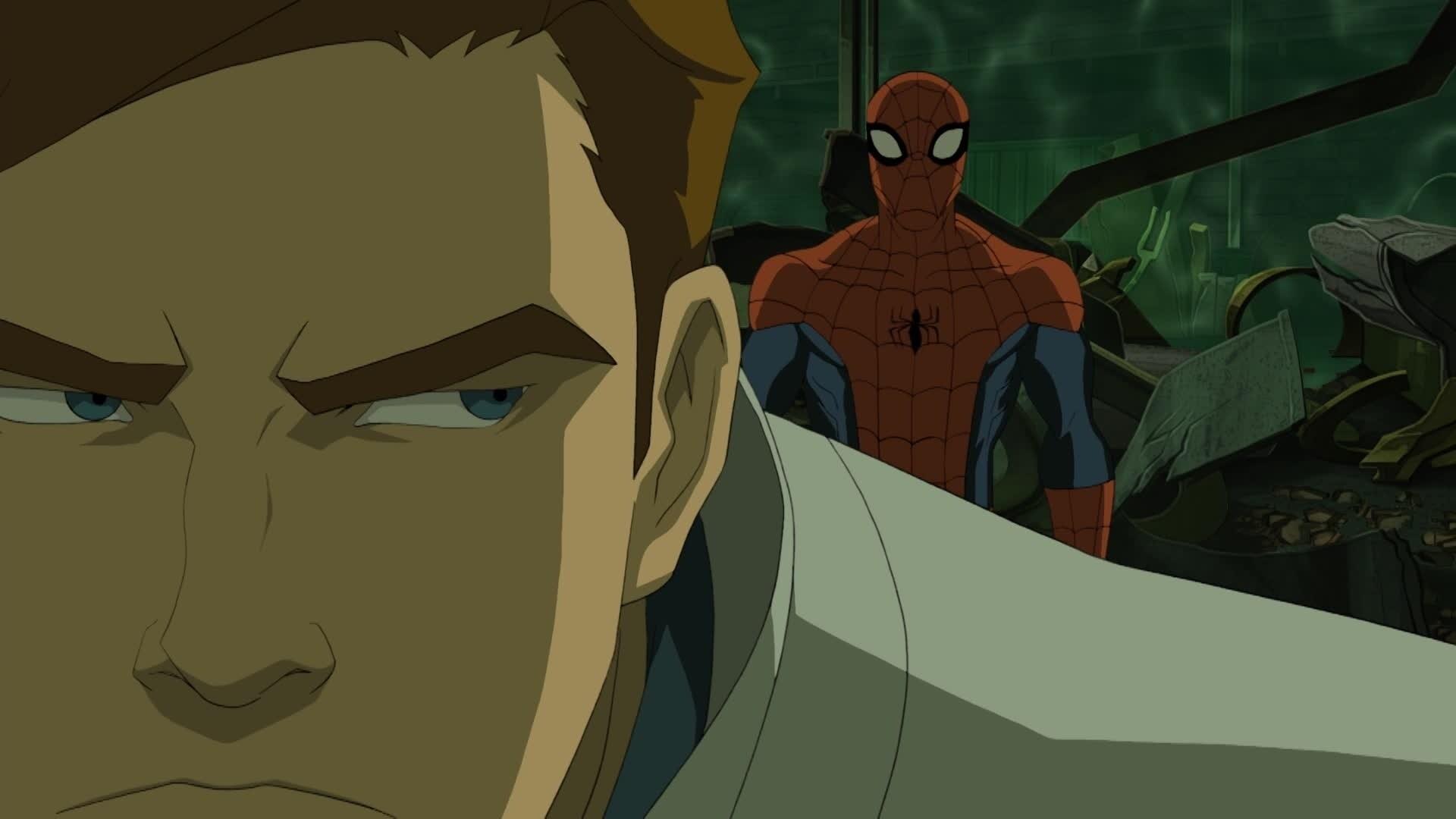 Ultimate Spider-Man - Van dokter naar hagedis