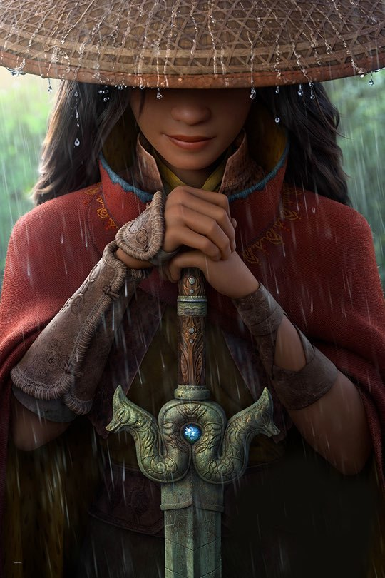 Raya şi ultimul dragon