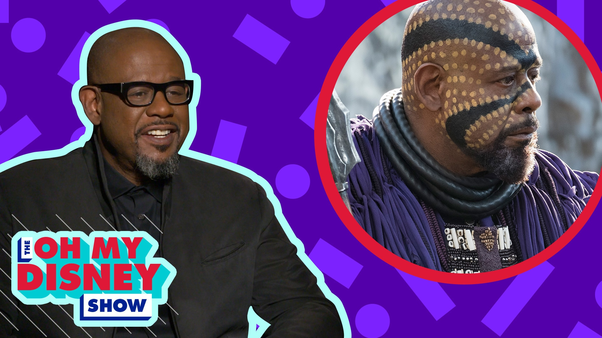 What We Learned From the Cast of Marvel Studios' Black Panther | Oh My Disney Show by Oh My Disney