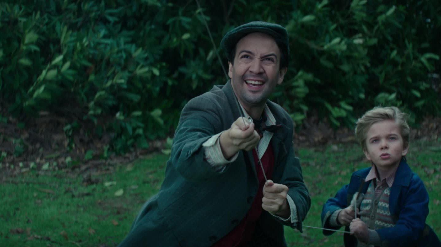 Mary Poppins Returns Teaser Trailer