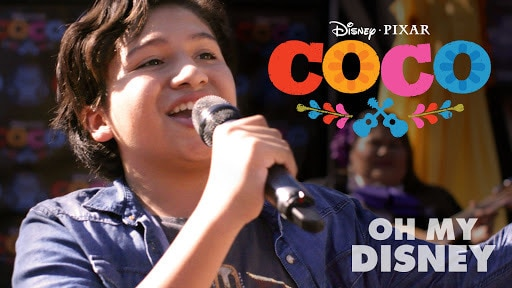 Disney•Pixar's Coco Magical Guitar Stunt | Oh My Disney