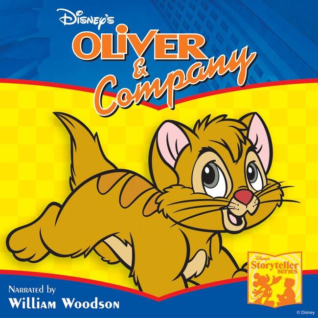 Oliver and Company Storyteller