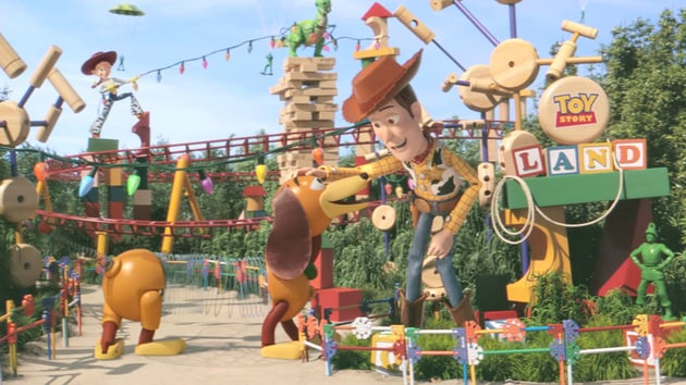Toy Story Land Now Open at the Walt Disney World Resort