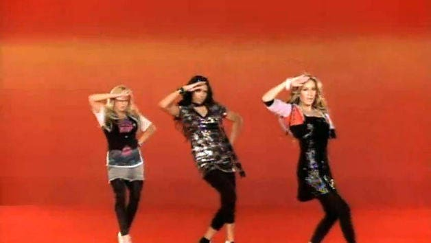 Fuego - The Cheetah Girls