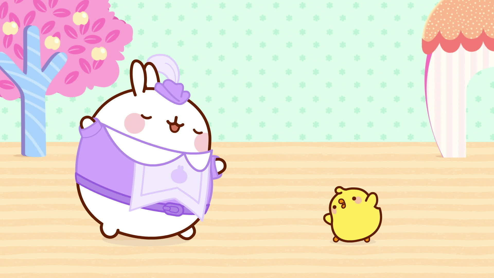 Actor Molang