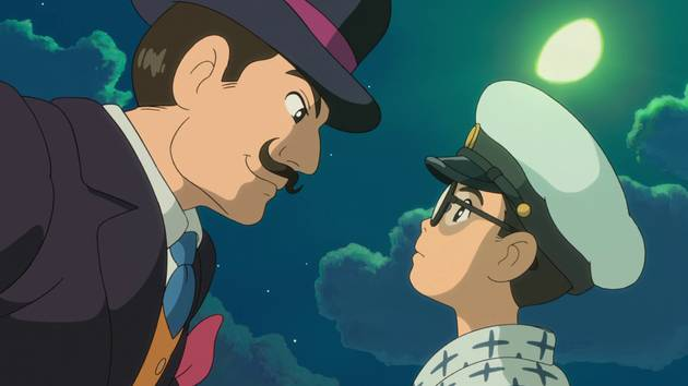 Beautiful Dreams - The Wind Rises Clip
