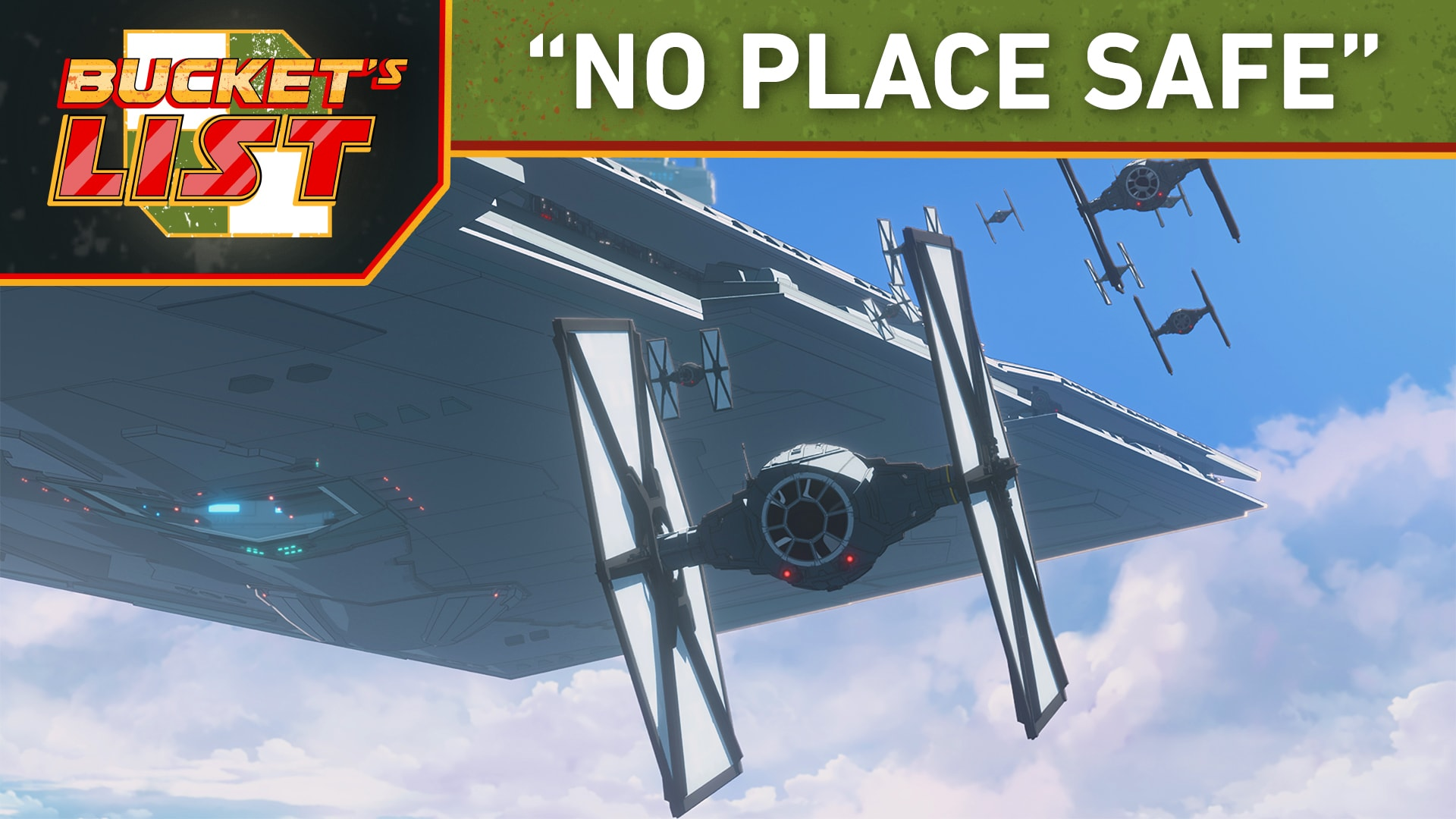 "Bucket's List: ""No Place Safe"" - Star Wars Resistance"