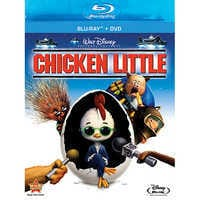 Image of Chicken Little - 2-Disc Combo Pack # 1