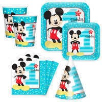 Image of Mickey Mouse 1st Birthday Disney Party Collection # 1