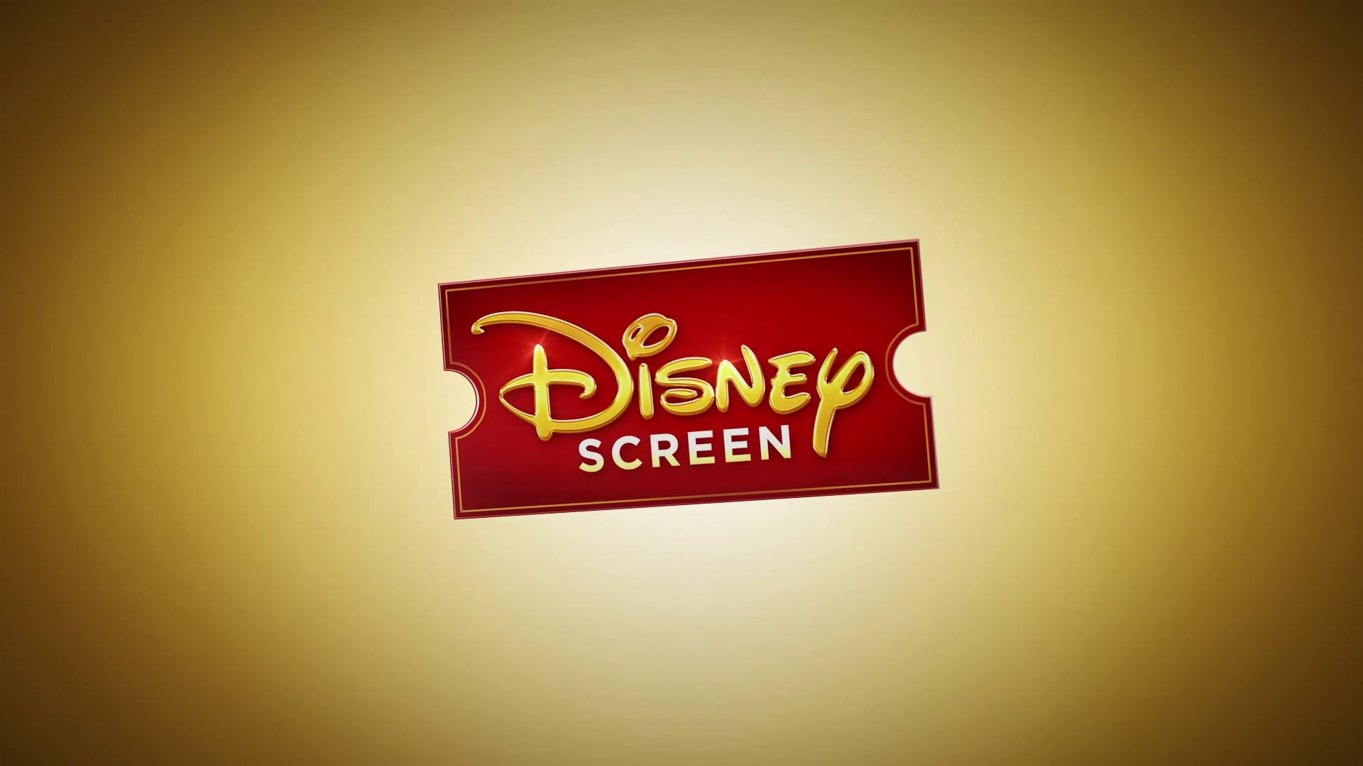 Disney Screen Trailer