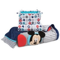 Image of Mickey Mouse Best Buddies Crib Bedding Set # 1
