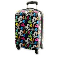 Image of Mickey Mouse Pop Art Luggage - 20'' # 1