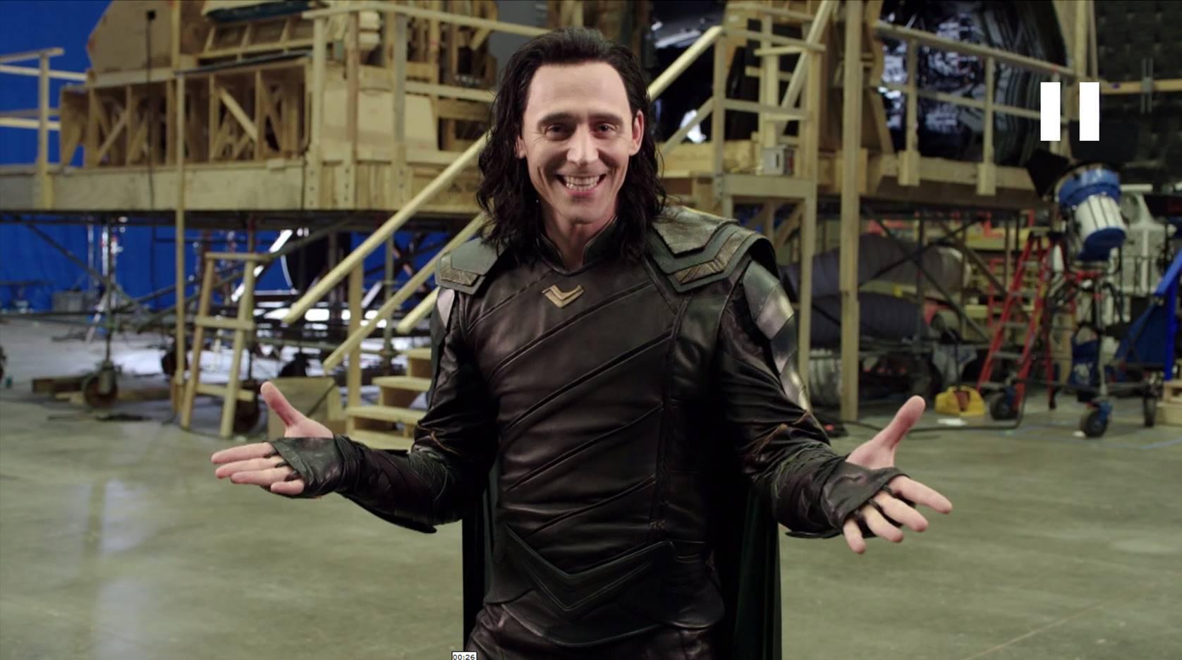 La historia de Loki - Disney Planet