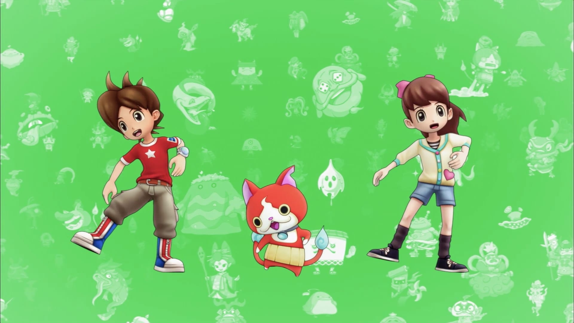 Yo-Kai Watch Dance Video