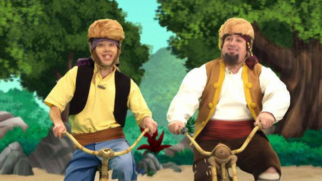 Music Video: Buccaneer Bike Ride