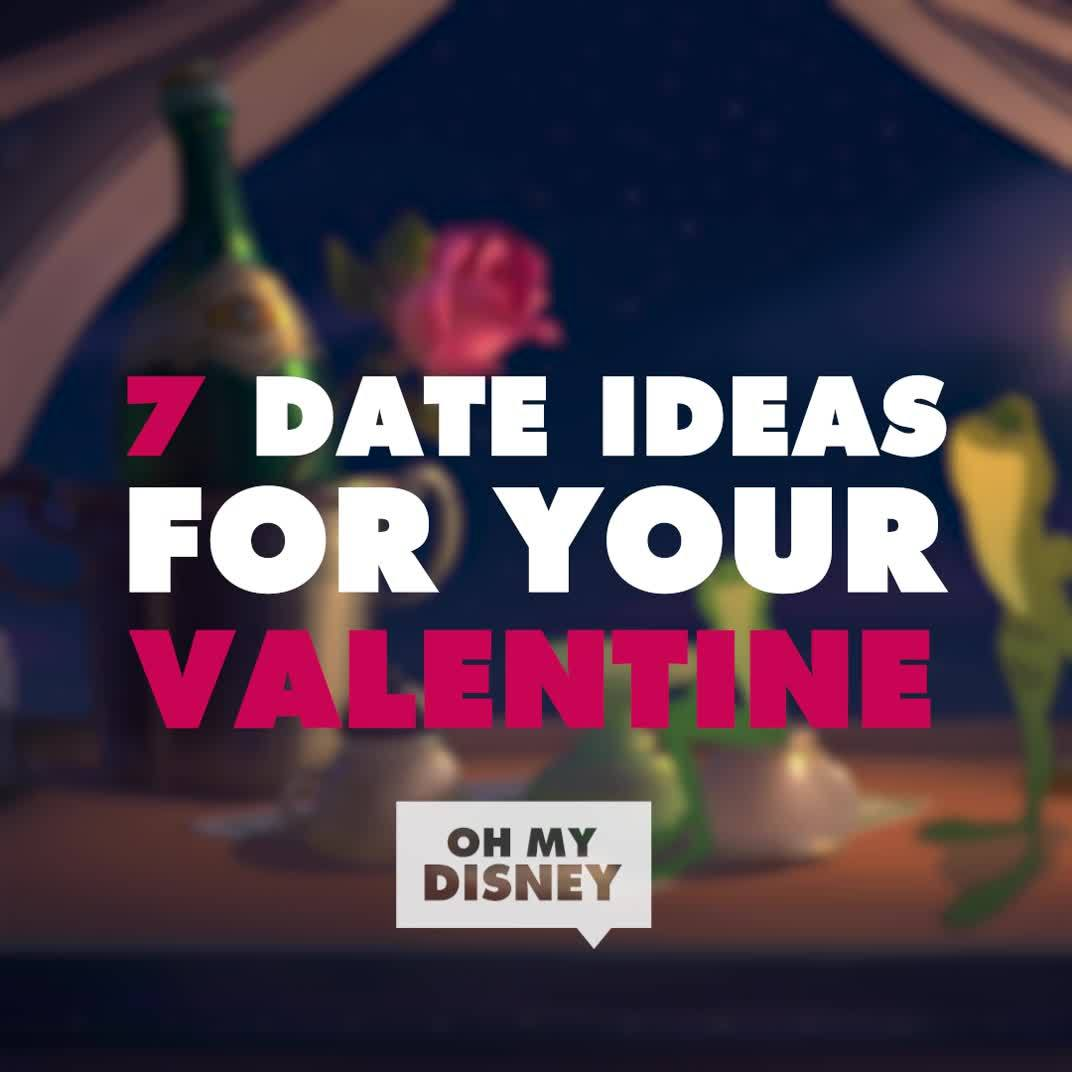 Video Thumbnail For 7 Date Ideas For Your Valentine