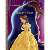 Image of Beauty and the Beast - Big Golden Book # 1