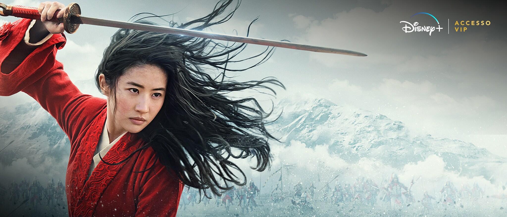 Mulan Hero Streaming