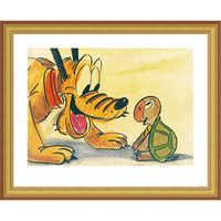 Image of ''Pluto's Housewarming'' Giclée # 4