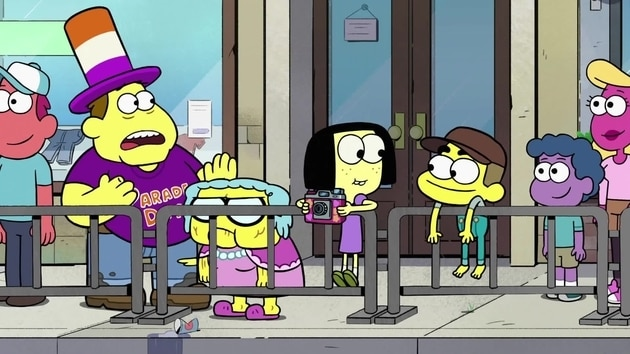 Big City Greens - Der Paradetag