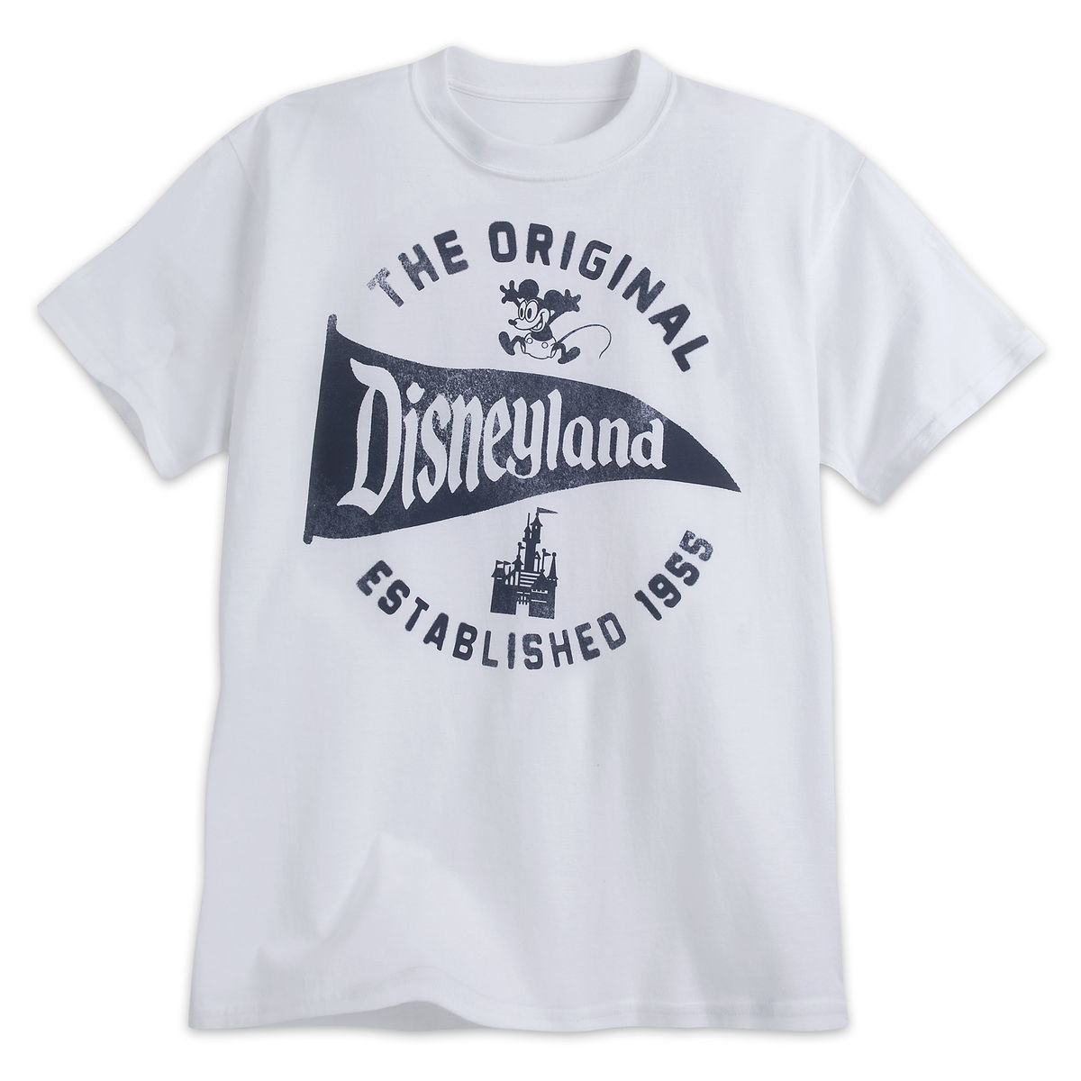 Product Image Of Disneyland Pennant Tee For Adults