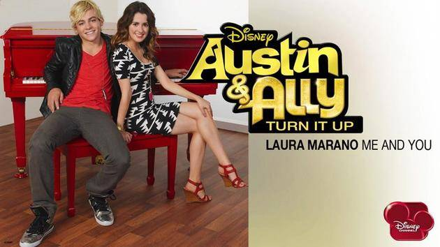 "Me and You (from ""Austin & Ally: Turn It Up"" / Audio Only)"