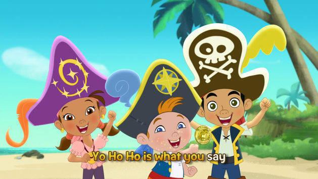 Music Video: Yo Ho Ho Sing-Along