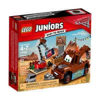 Image of Mater's Junkyard Playset by LEGO Juniors - Cars 3 # 2