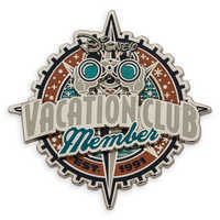 Image of Mickey Mouse Disney Vacation Club Pin # 1