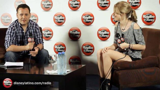 Entrevista - Bridgit Mendler