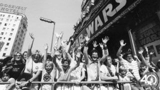 Star Wars at 40 | Poll: What Was Your First Star Wars Film?