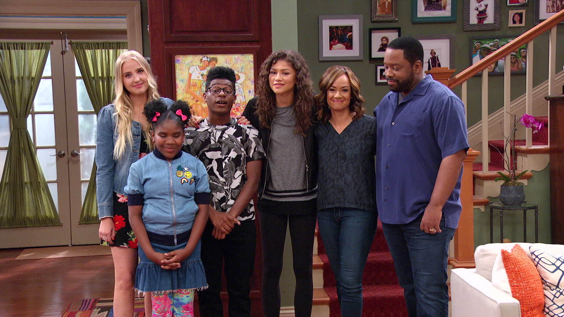 K.C. Undercover Summer of Service