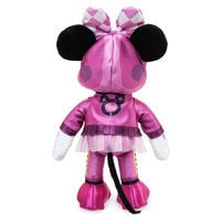 Minnie Mouse Plush - Mickey and the Roadster Racers - Small - 10''